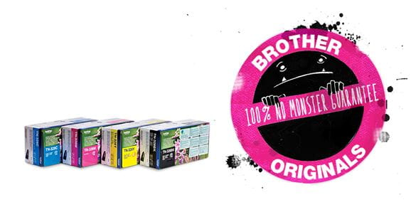 Brother Originals - 100% no monster guarantee