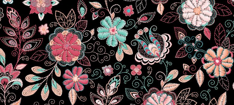 Embroidery-Pattern