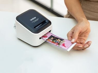 Full Colour Label Printer