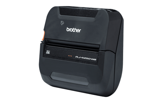 "RJ4250WB Rugged 4"" Mobile Printer  5"