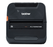 "RJ4250WB Rugged 4"" Mobile Printer"