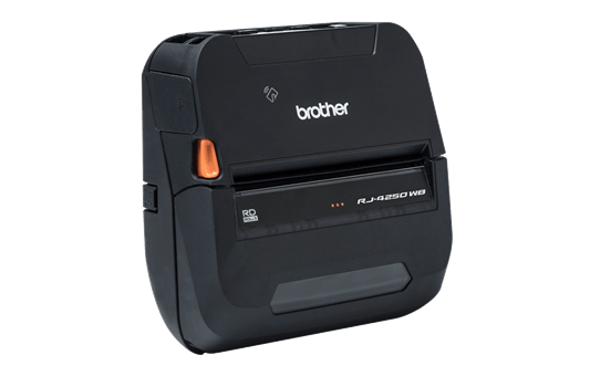 "RJ4250WB Rugged 4"" Mobile Printer  6"