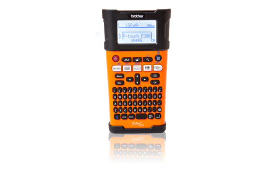 PTE300VP Handheld Electrician Label Printer