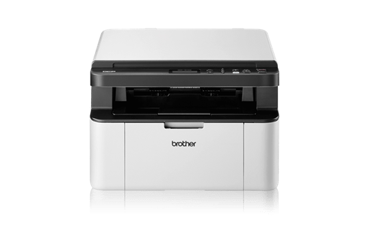 DCP1610W Wireless Mono Laser Printer 2