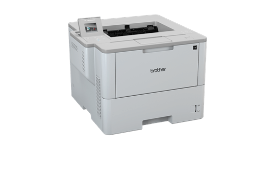 HLL6400DW Mono Laser Workgroup Printer 3