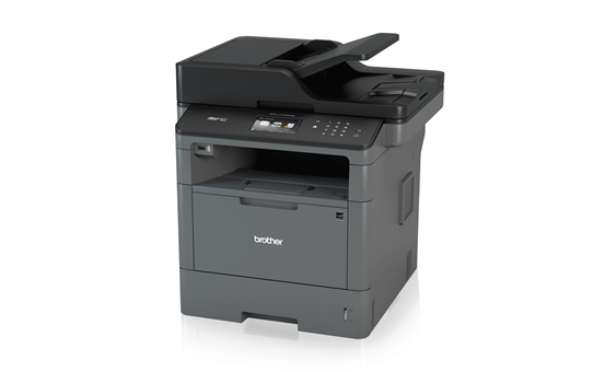 MFCL5755DWAll-in-one Mono Laser Printer 2