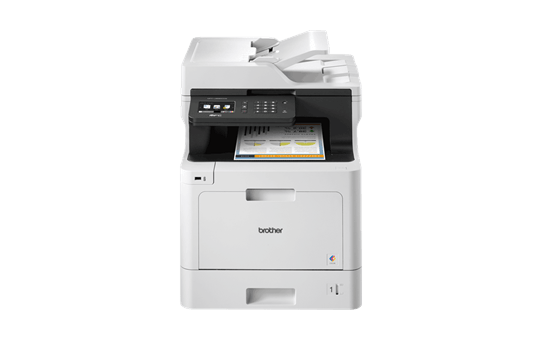 MFCL8690CDW Wireless Colour Laser Printer 3