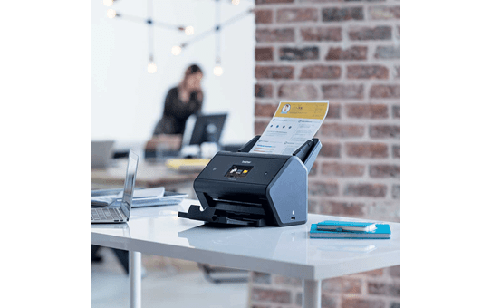 ADS3600W Wireless Desktop Document Scanner 4