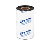 BTT300PR Premium Resin Ink Out ribbon