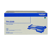 TN2230  black standard yield toner (1,200 pages) for Brother laser printer