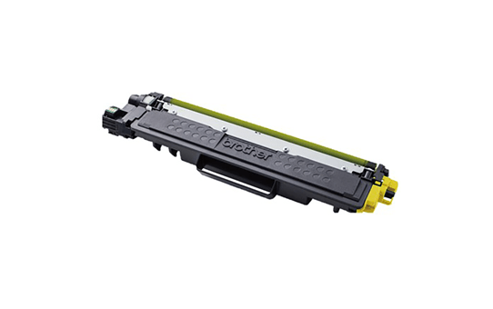 TN233Y yellow standard yield toner (1,300 pages) for Brother laser printer